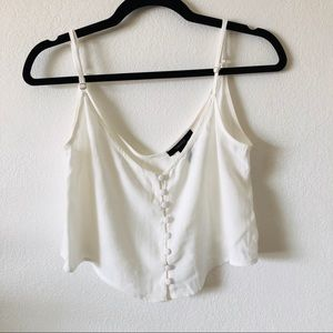 Forever 21 crop cami